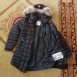 Women Moncler Long Coat Jacket